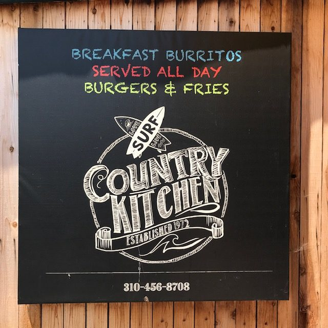 Country Kitchen breakfast served all day
