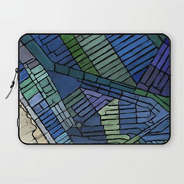 Laptop bag by Ron Braverman