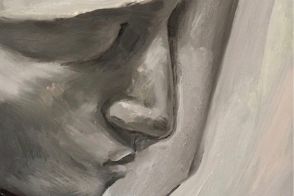 """Salomón Huerta """"Kiss,"""""""