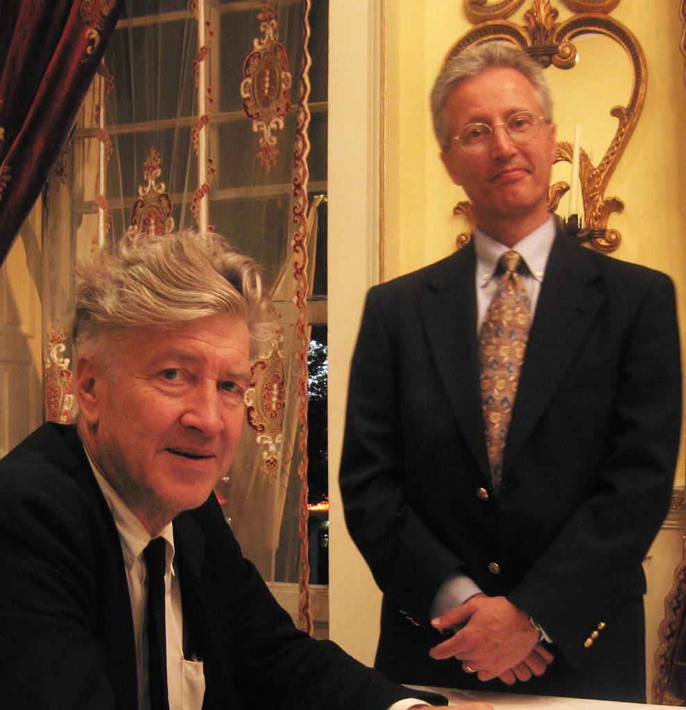 David Lynch and Mario Orsatti